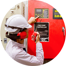 Fire Protection & Monitoring